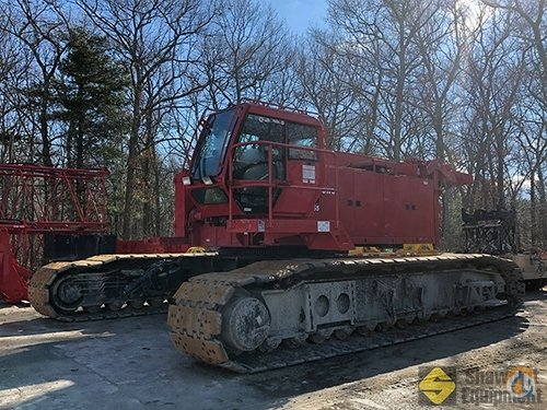 2014 Manitowoc MLC165 Crane for Sale in Easton Massachusetts on CraneNetwork.com
