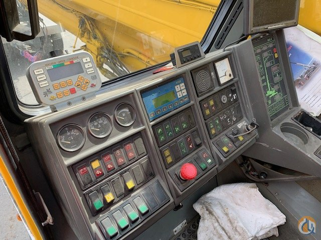 Sold 2000 Grove GMK6350 Crane for  in Montreal Quebec on CraneNetwork.com