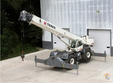 TEREX RT130 ROUGH TERRAIN CRANE Crane for Sale on CraneNetwork.com