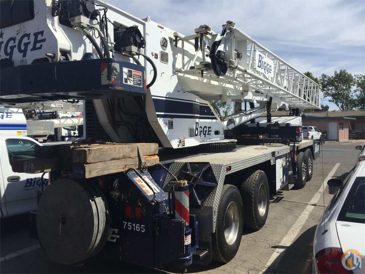 2006 LINK-BELT HTC-8675 Crane for Sale in San Leandro California on CraneNetwork.com