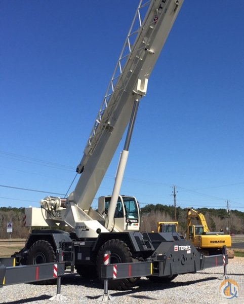 Terex RT780 Rough Terrain Cranes Crane for Sale 2015 Terex RT780 in  Mississippi  United States 185092 CraneNetwork