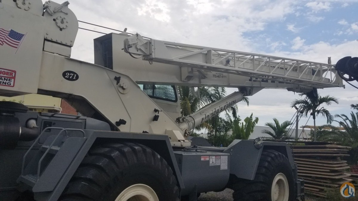 2001 Terex RT450 Crane for Sale in Cocoa Florida on CraneNetwork.com