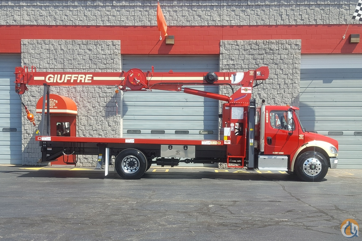 2018 MANITEX1970C AT GIUFFRE BROS Crane for Sale in Milwaukee Wisconsin on CraneNetwork.com