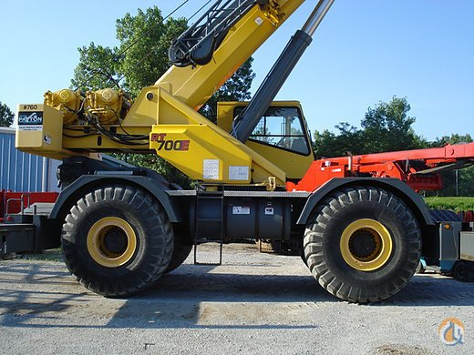 2003 Grove RT760E Crane for Sale on CraneNetwork.com