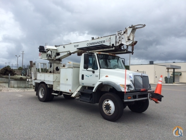 2004 TEREX COMMANDER C5045 Crane for Sale on CraneNetwork.com