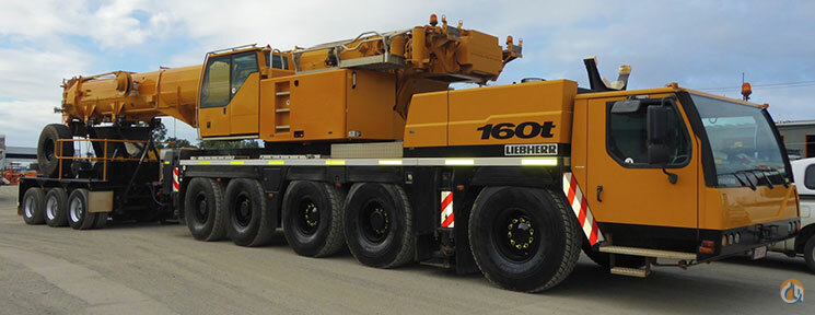 203 FEET MAIN BOOM Crane for Sale on CraneNetwork.com