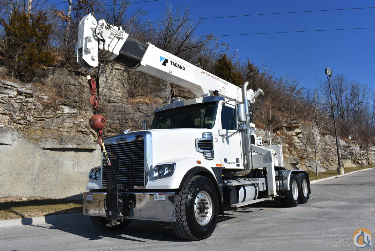 2013 Tadano TM-1882 Mounted on a Freightliner 122SD 6x4 Crane for Sale in Kansas City Missouri on CraneNetwork.com
