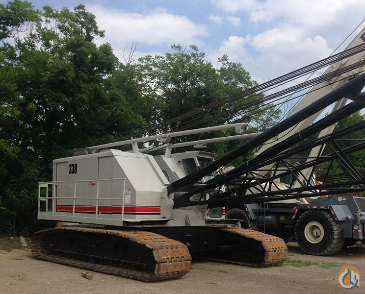fabulous 100 Ton LinkBelt crawler Crane for Sale or Rent in Fort Worth Texas on CraneNetwork.com