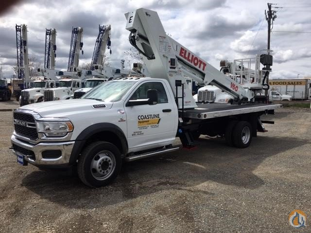 2020 ELLIOTT V60F Crane for Sale in Sacramento California on CraneNetwork.com