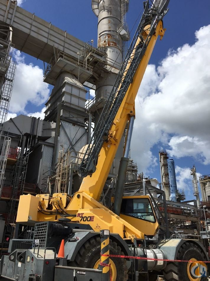 2008 GROVE RT760E Crane for Sale in Houston Texas on CraneNetwork.com