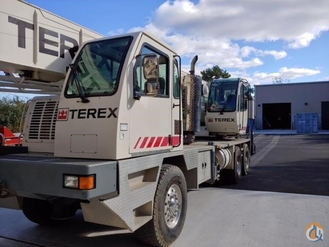 2008 TEREX T340XL Crane for Sale in Bridgewater Township New Jersey on CraneNetwork.com