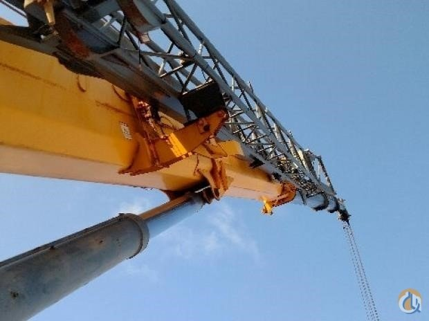 2008 GROVE RT760E Crane for Sale in San Leandro California on CraneNetwork.com