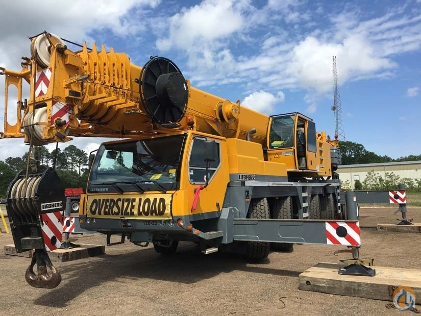 Liebherr LTM1100-4.1 For Sale Crane for Sale on CraneNetwork.com
