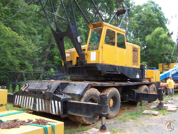 Lima 700TC Crane for Sale in Kernersville North Carolina on CraneNetworkcom