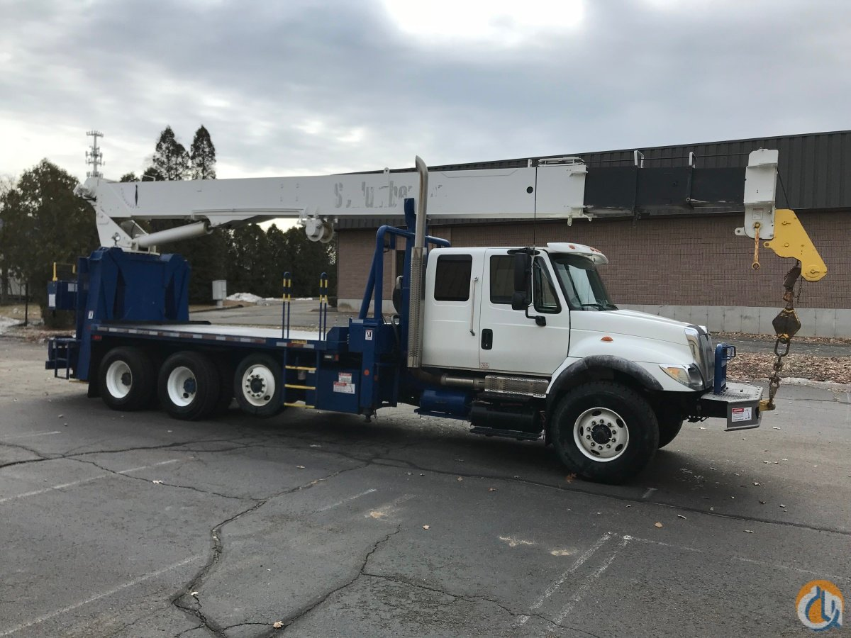 2006 National 9103A Rear Mount on International 7500 Sleeper Cab Crane for Sale in Wallingford Connecticut on CraneNetwork.com