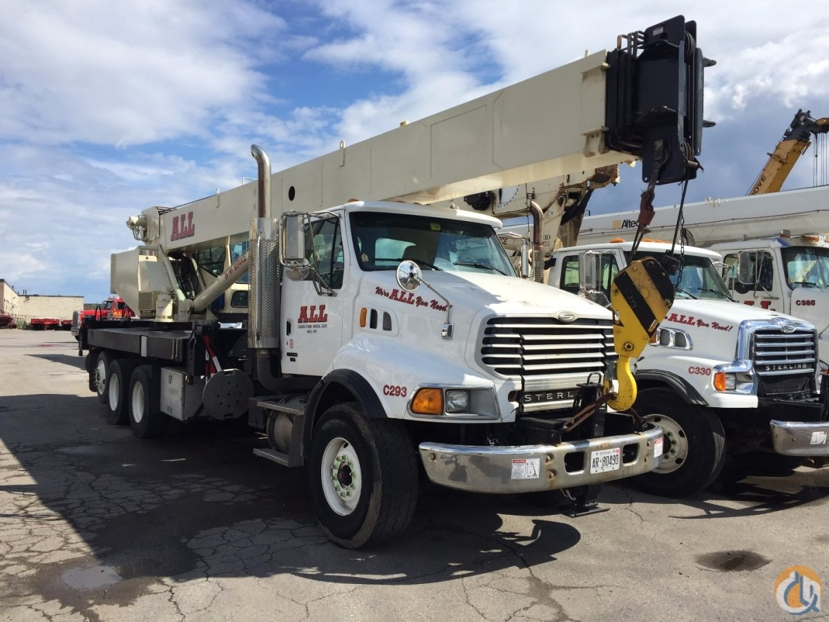 2007 National 18142 Crane for Sale in Mississauga Ontario on CraneNetwork.com