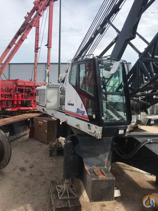 2011 LINK-BELT 248H-5 Crane for Sale in Houston Texas on CraneNetwork.com