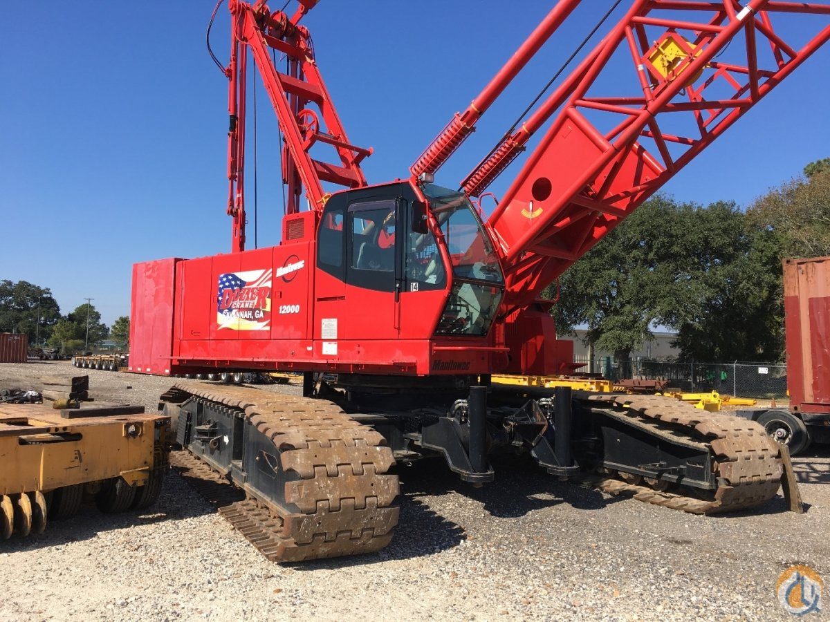 2010 MANITOWOC 12000 Crane for Sale on CraneNetworkcom
