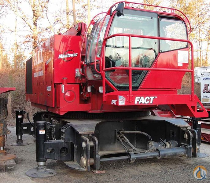 Manitowoc 14000 For Sale Crane for Sale in Baton Rouge Louisiana on CraneNetworkcom