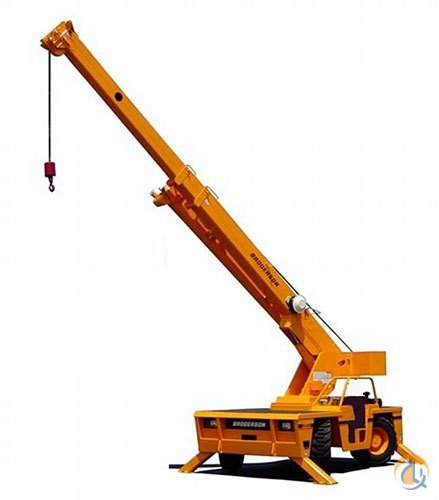 2012 Broderson IC200-3G Carry Deck Deck Crane for Sale in Hazel Crest Illinois on CraneNetwork.com