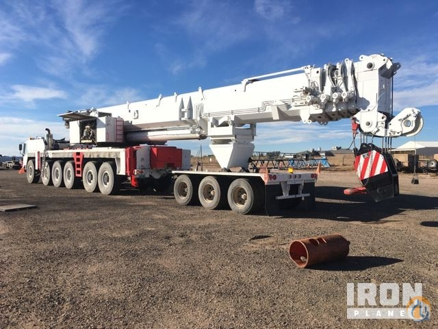 Sold 1999 Liebherr LTM1225 All Terrain Crane Crane for  in Cheyenne Wyoming on CraneNetwork.com