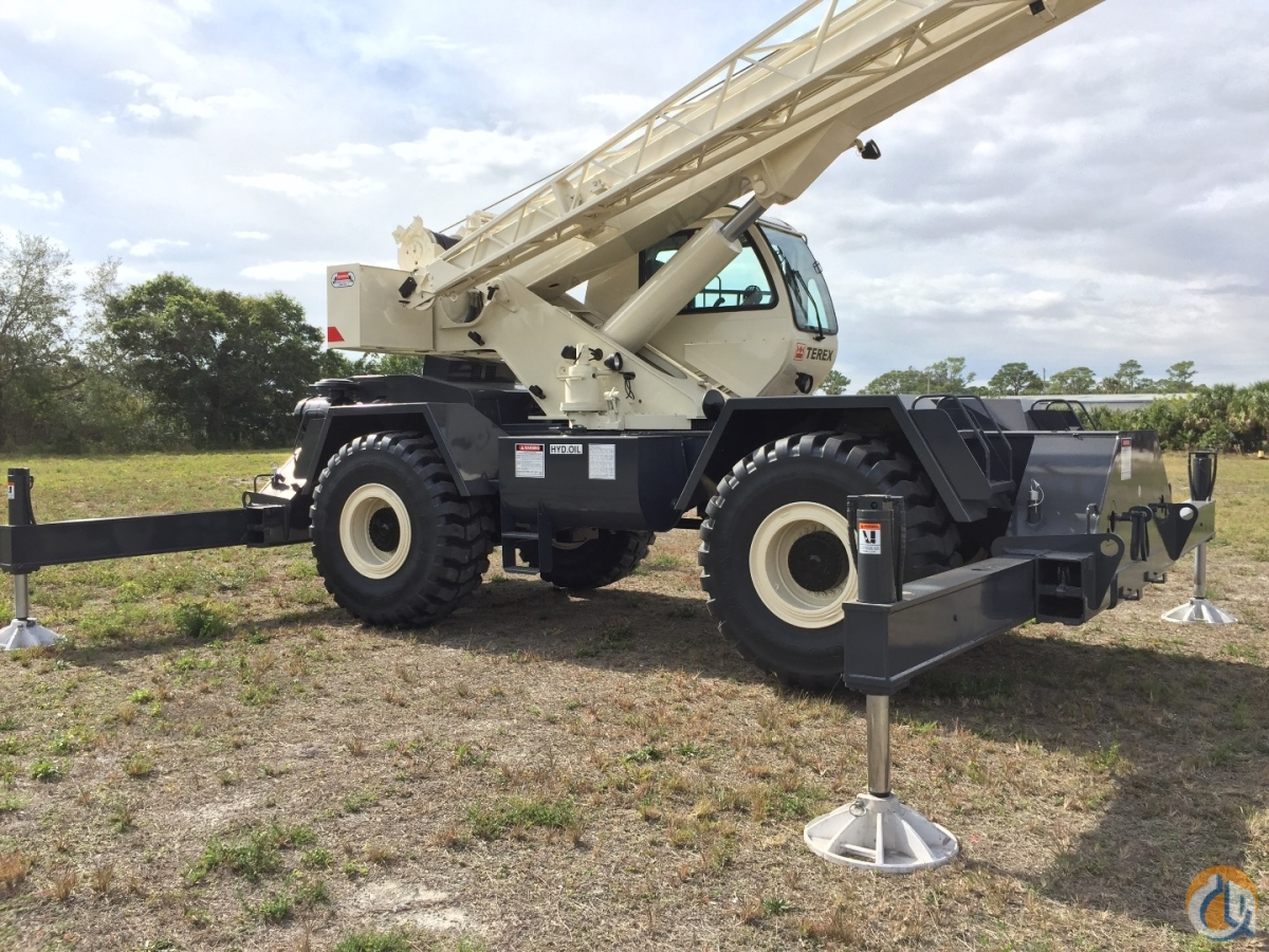 2005 TEREX RT335-1 35 TON RT FLORIDA Crane for Sale in Fort Pierce Florida on CraneNetwork.com