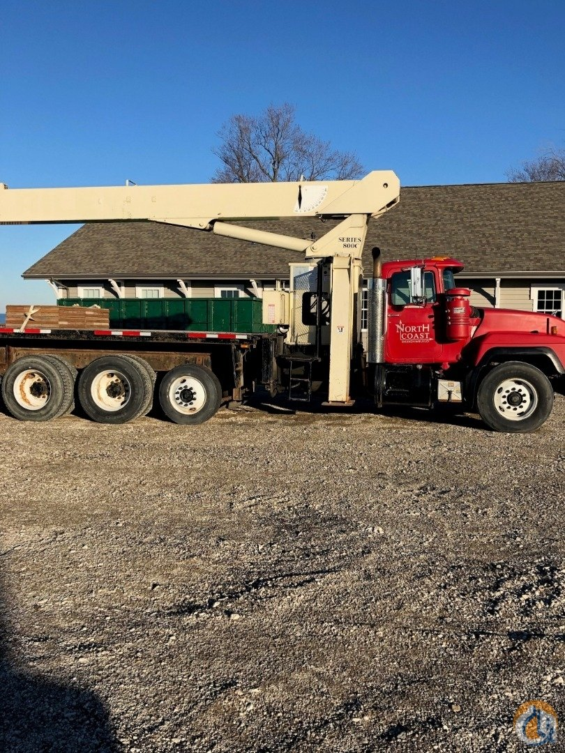 NATIONAL 880C ON MACK RD688S Crane for Sale on CraneNetwork.com