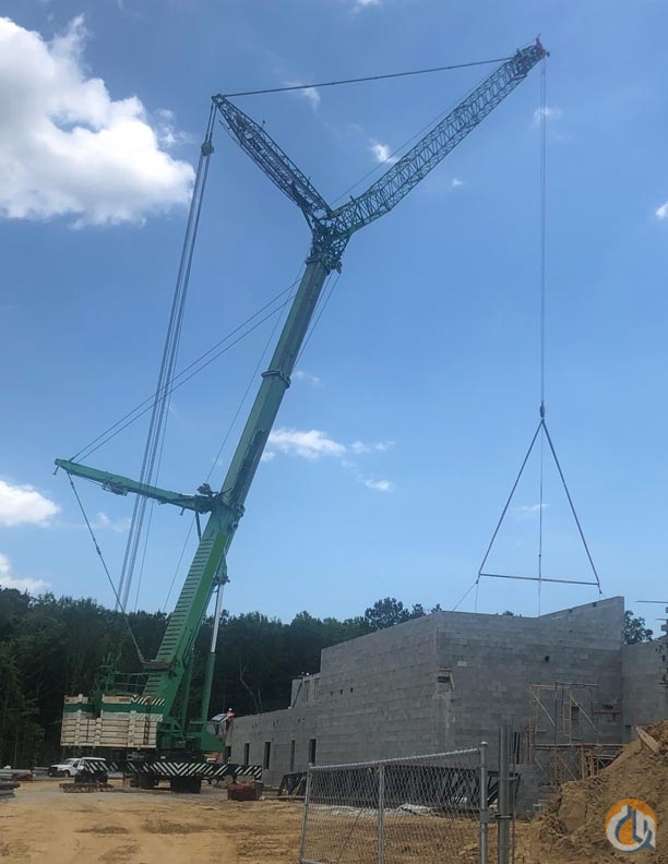 Grove GMK7450 Crane for Sale in Duluth Georgia on CraneNetwork.com