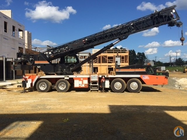 2009 Linkbelt HTC-8690 Crane for Sale on CraneNetworkcom