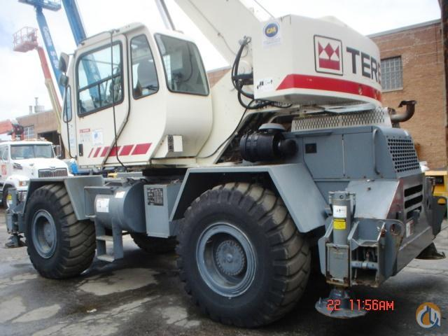 2008 TEREX RT230-1 Crane for Sale or Rent in Bridgeview Illinois on CraneNetworkcom