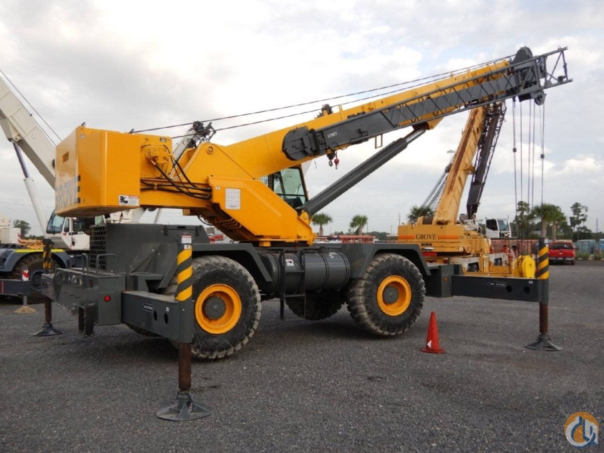 2006 GROVE RT-650E Crane for Sale or Rent in Holt Florida on CraneNetwork.com