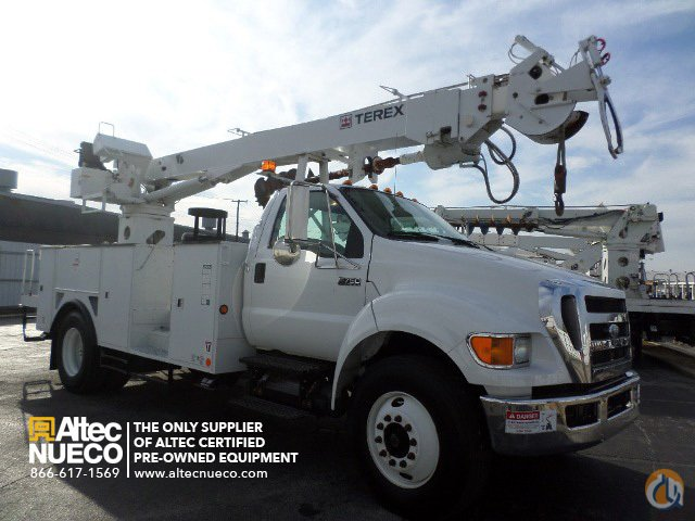 2008 TEREX C4047-TR Crane for Sale in Birmingham Alabama on CraneNetworkcom