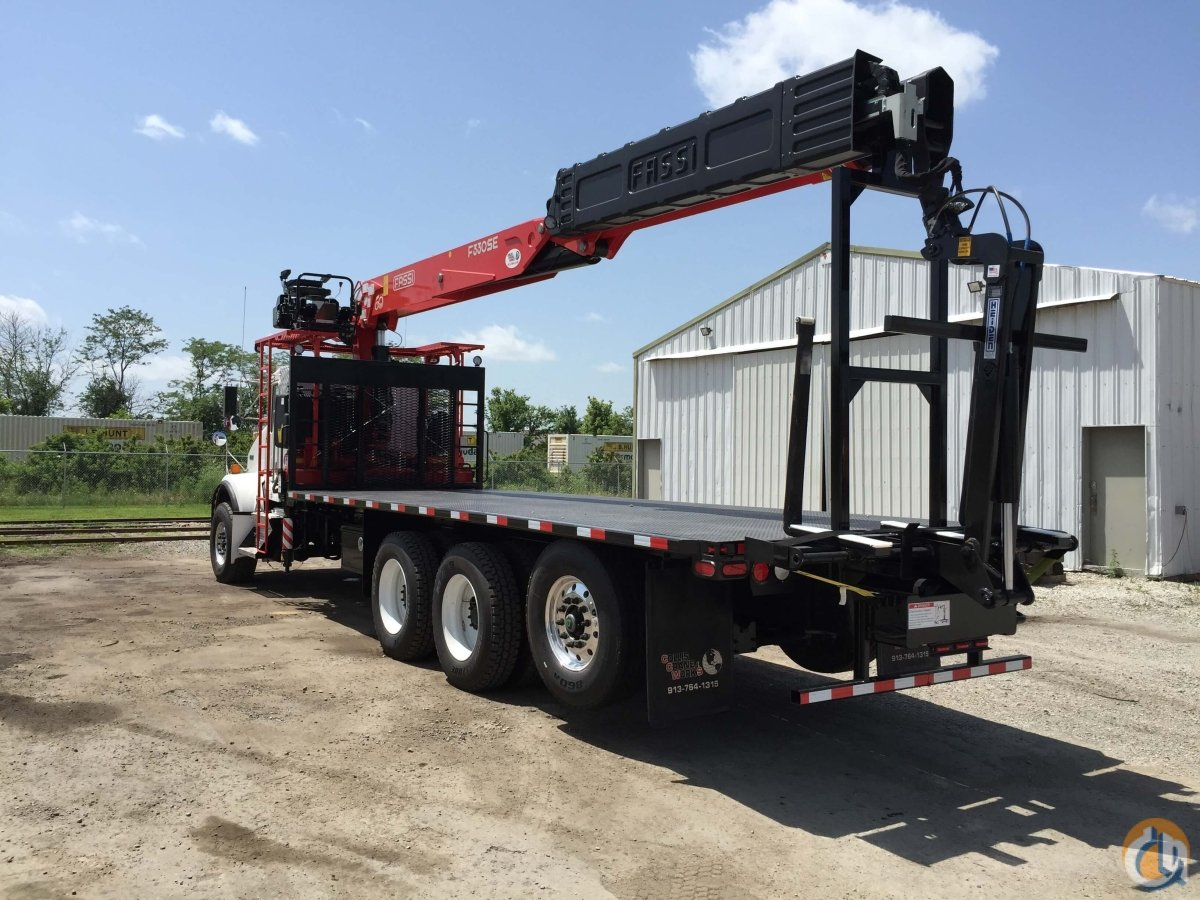 2017 Fassi F330SE.24 Crane for Sale in Olathe Kansas on CraneNetwork.com