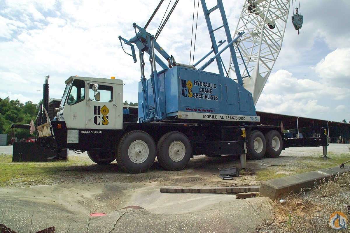 GROVE HL150T w OPTIONS Crane for Sale or Rent in Saraland Alabama on CraneNetworkcom