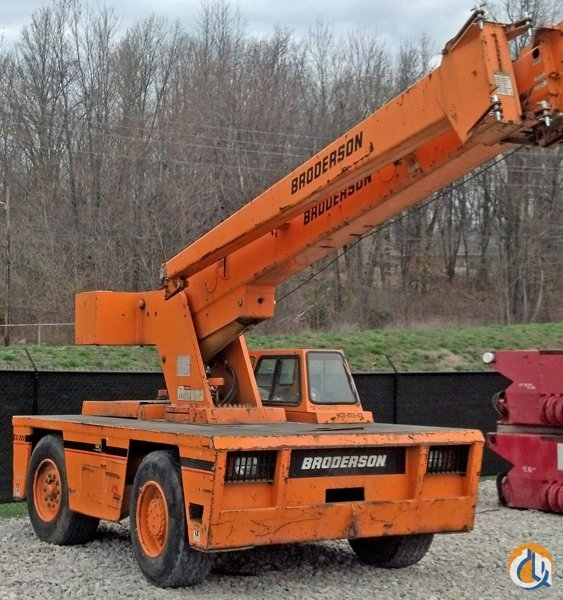 Broderson IC-200 Crane for Sale in Owensboro Kentucky on CraneNetwork.com