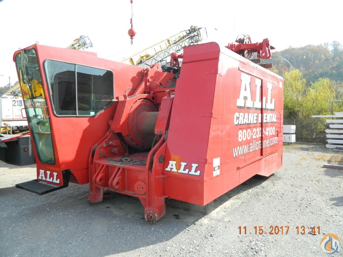 Manitowoc 4100W For Sale Crane for Sale in Knoxville Tennessee on CraneNetwork.com