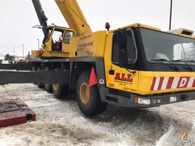 Grove GMK5240 for sale Crane for Sale in Mississauga Ontario on CraneNetwork.com