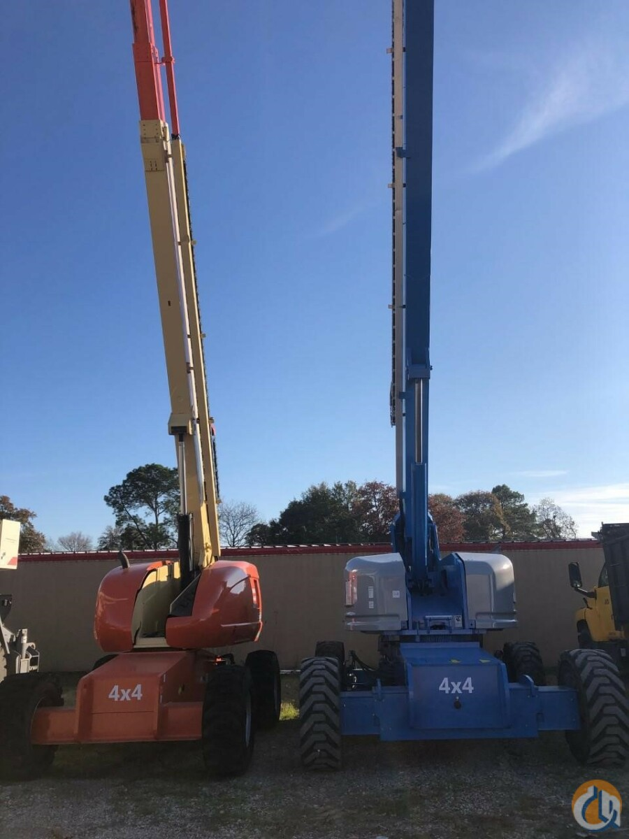 2005 GENIE S85 Crane for Sale in Lewisville Texas on CraneNetwork.com