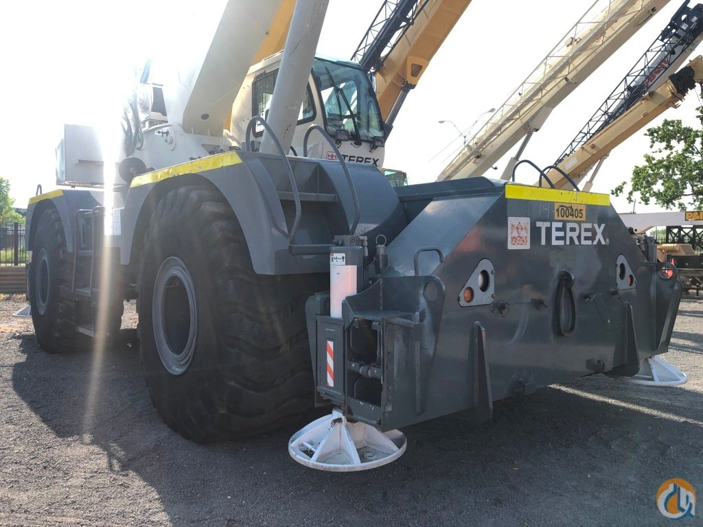 2011 TEREX RT670 Crane for Sale or Rent in Houston Texas on CraneNetwork.com