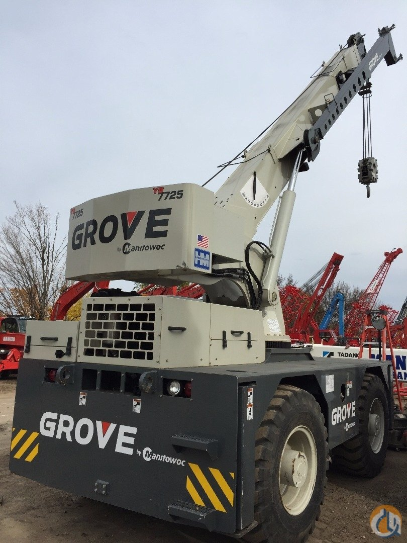 Crane for Sale in Minneapolis Minnesota on CraneNetwork.com