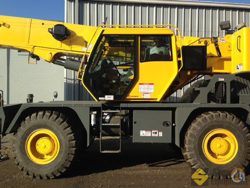 2013 Grove RT540E Crane for Sale in Easton Massachusetts on CraneNetworkcom