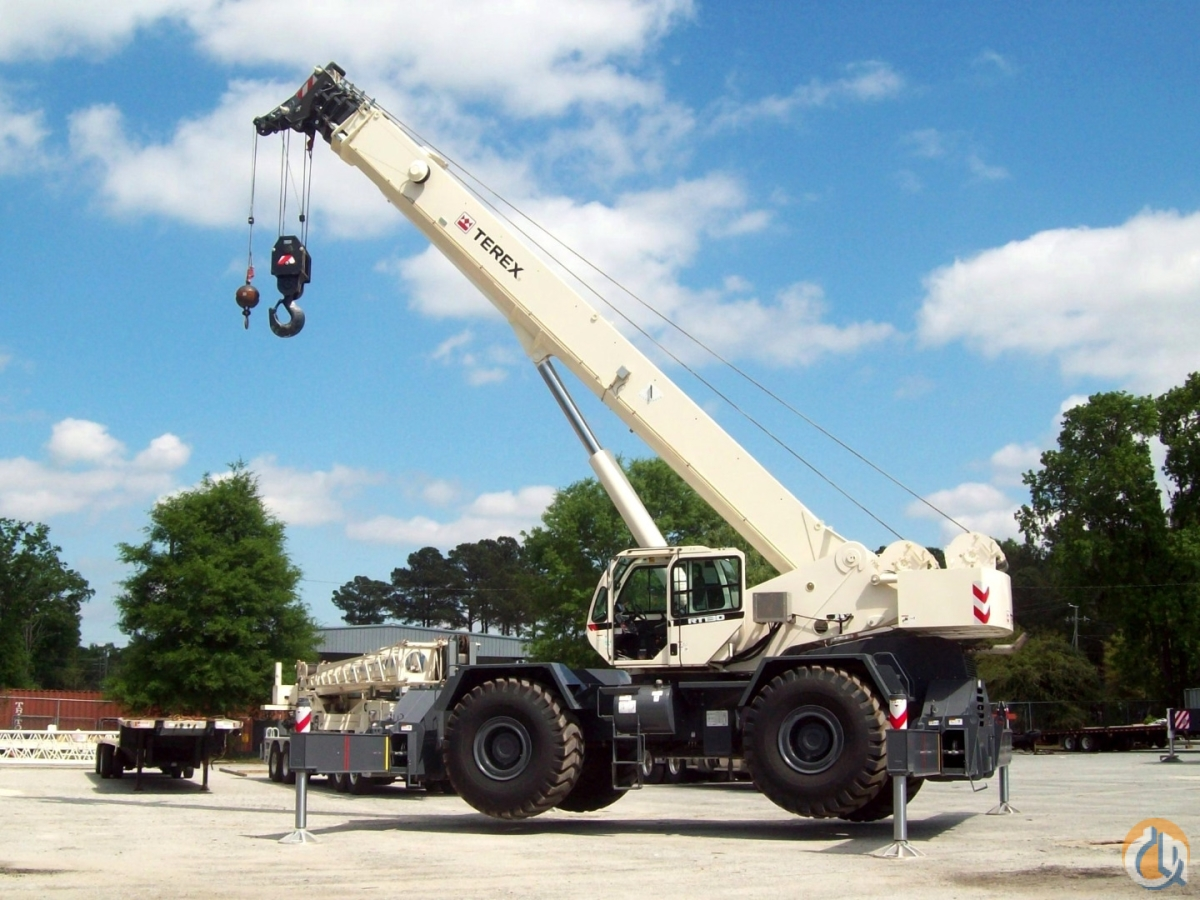 2013 TEREX RT-130 Crane for Sale or Rent in Greer South Carolina on CraneNetworkcom