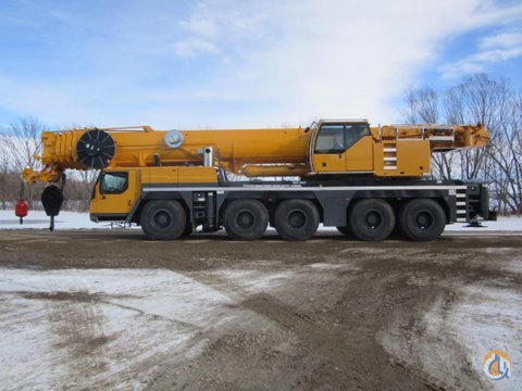 2009 LIEBHERR LTM 1220-5.2 Crane for Sale in Fullerton North Dakota on CraneNetwork.com