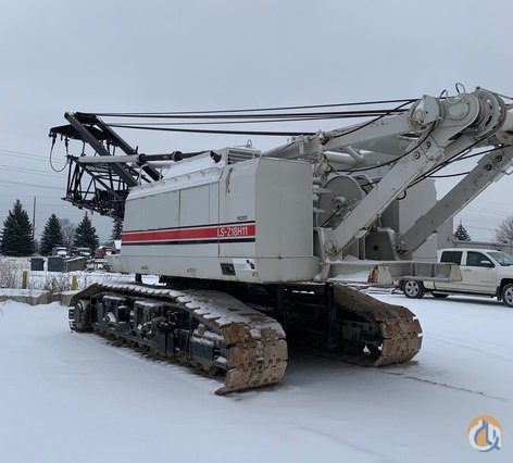2002 Link-Belt LS218 Crane for Sale on CraneNetwork.com