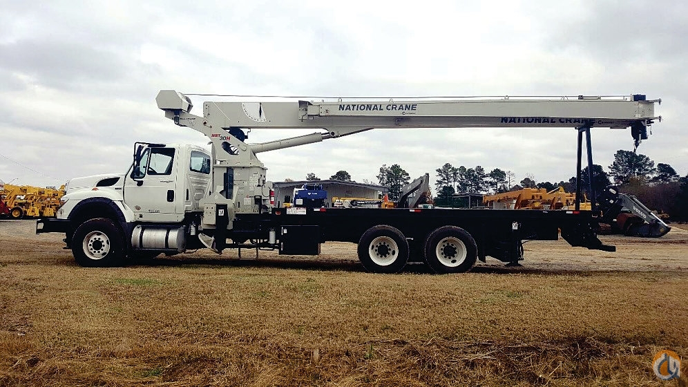 2011 National NBT30H Crane for Sale on CraneNetwork.com