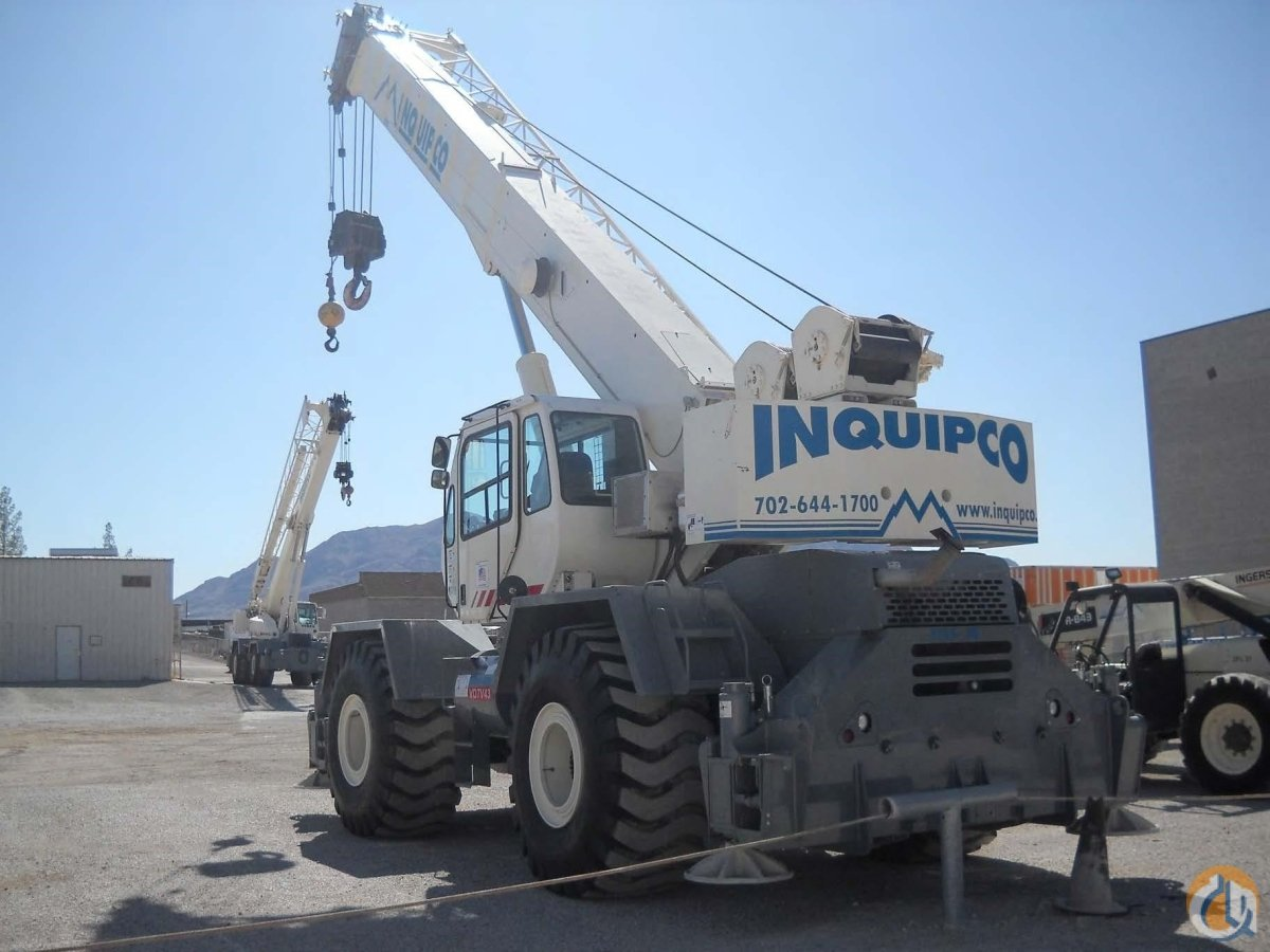 2008 TEREX RT665 Crane for Sale or Rent in Las Vegas Nevada on CraneNetwork.com