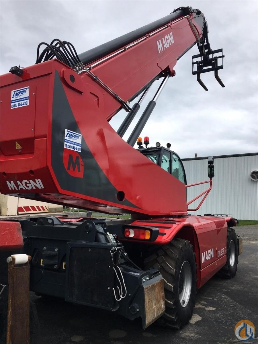 2017 MAGNI RTH5.39S Crane for Sale or Rent in Holbrook Massachusetts on CraneNetwork.com
