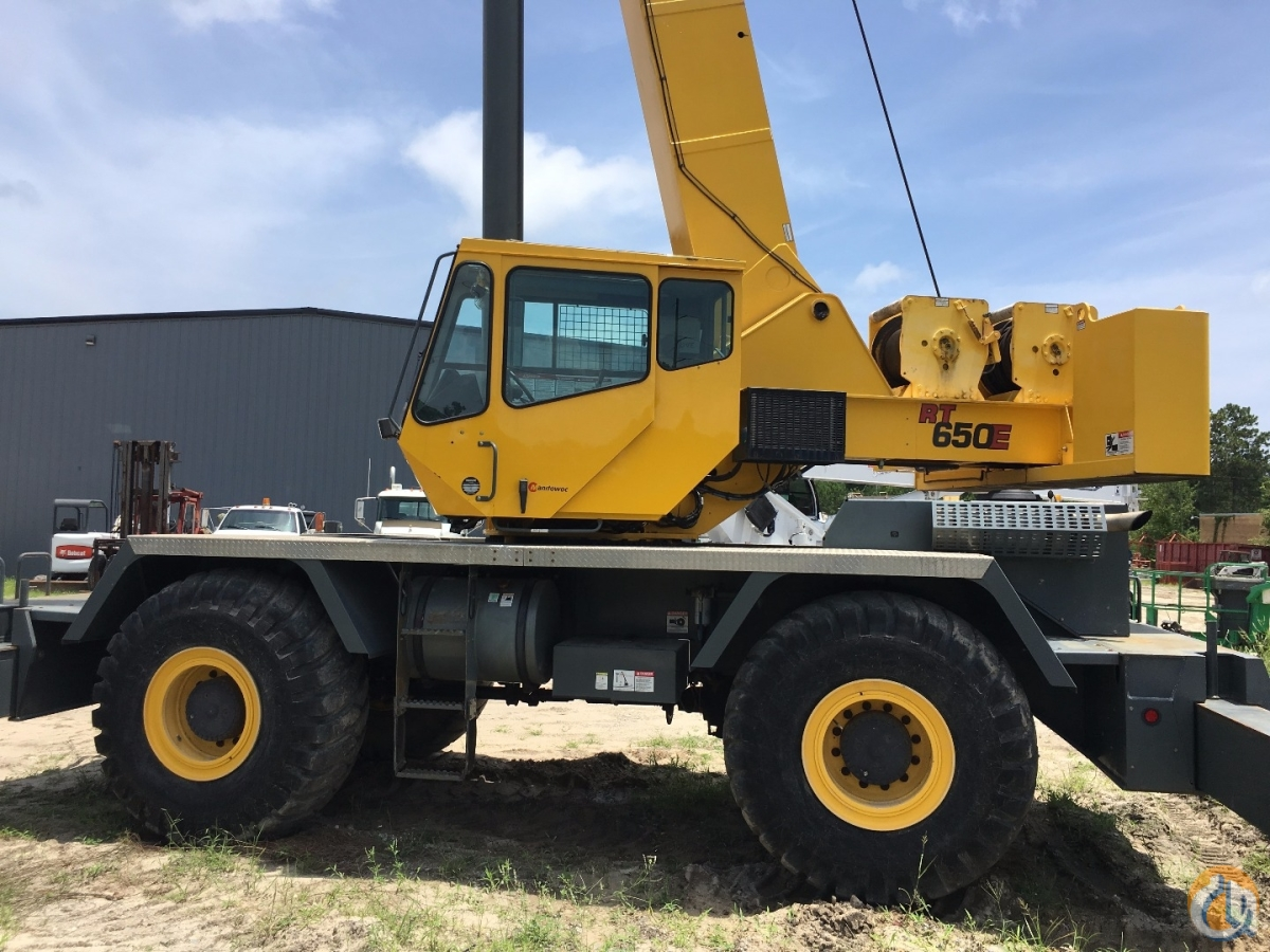 2008 Grove RT650E Crane for Sale on CraneNetwork.com
