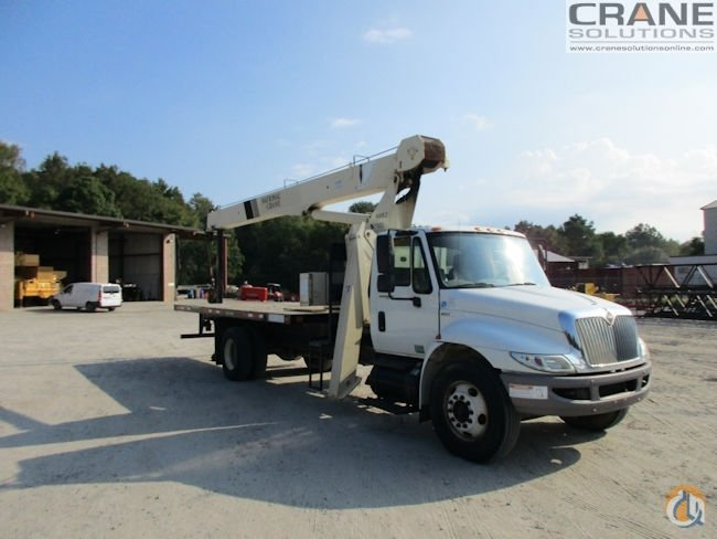 2008 National 571E2 18-Ton Boom Truck Crane Crane for Sale or Rent in Savannah Georgia on CraneNetwork.com