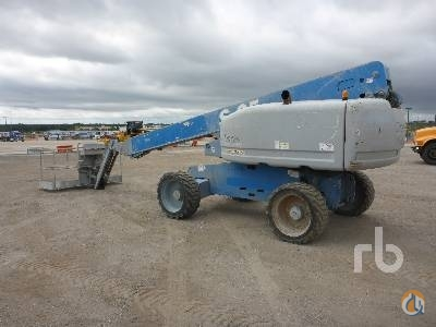 2006 GENIE S65 Crane for Sale in Davenport Florida on CraneNetwork.com